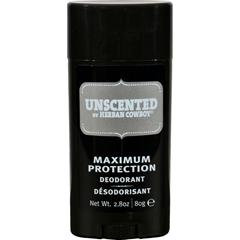HGR0865840 - Herban CowboyDeodorant Unscented - 2.8 oz