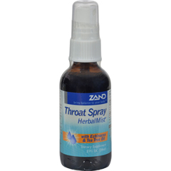 HGR0880468 - ZandThroat Spray Herbal Mist - 2 fl oz