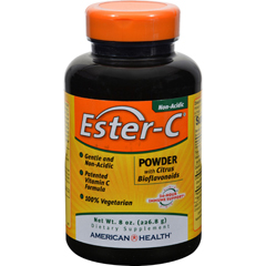 HGR0888610 - American Health - Ester-C Powder with Citrus Bioflavonoids - 8 oz