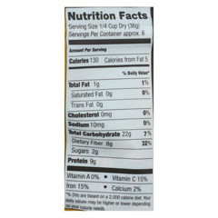 HGR0892562 - Truroots - Organic Trio Lentils - Accents Sprouted - Case of 6 - 8 oz.