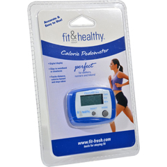 HGR0892679 - Fit and HealthyFit and Fresh Calorie Pedometer