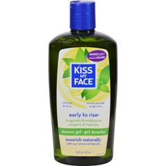 HGR0892729 - Kiss My FaceShower Gel and Foaming Bath Early To Rise - 16 fl oz