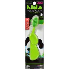 HGR0897439 - RadiusKidz Toothbrush (Soft Bristles) - 1 Toothbrush - Case of 6