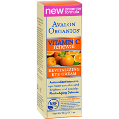 HGR0901520 - AvalonOrganics Revitalizing Eye Cream Vitamin C - 1 fl oz