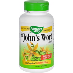 HGR0903682 - Nature's WaySt Johns Wort Herb - 180 Capsules