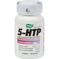 HGR0903690 - Nature's Way5-HTP - 30 Tablets