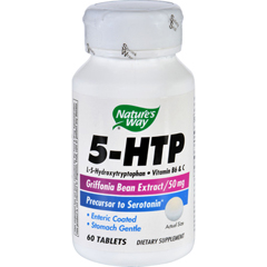 HGR0903872 - Nature's Way - 5-HTP - 60 Tablets