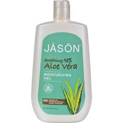 HGR0904169 - Jason Natural ProductsMoisturizing Gel Aloe Vera 98% - 16 oz