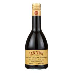 HGR0904441 - Lucini Italia - Select Balsamic Vinegar of Modena IGP - Case of 6 - 16.9 Fl oz..