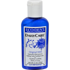HGR0904763 - Eco-DentToothpowder Daily Care - Mint - 2 oz