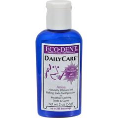 HGR0904789 - Eco-DentToothpowder Daily Care - Anise - 2 oz