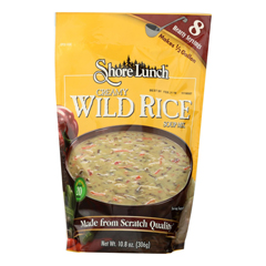 HGR0906636 - Shore Lunch - Soup Mix - Wild Rice - Case of 6 - 10.8 oz.