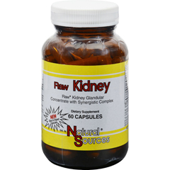 HGR0913848 - Natural SourcesRaw Kidney - 60 Capsules