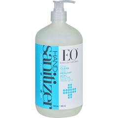 HGR0913905 - EO ProductsHand Sanitizer Gel - Natural - Unscented - 32 oz