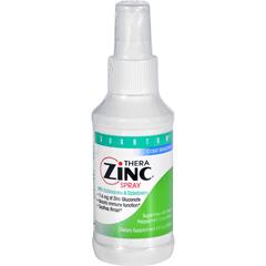 HGR0914523 - Quantum ResearchQuantum TheraZinc Spray Peppermint Clove - 4 fl oz