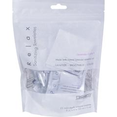HGR0914705 - Giovanni Hair Care ProductsGiovanni Relax Towelettes Lavender Calm - 20 Towelettes