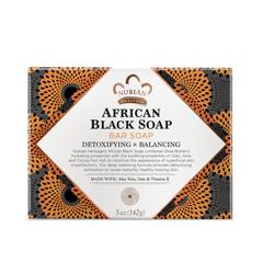HGR0917302 - Nubian HeritageBar Soap African Black - 5 oz