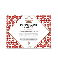 HGR0917534 - Nubian HeritageBar Soap Peppermint - 5 oz