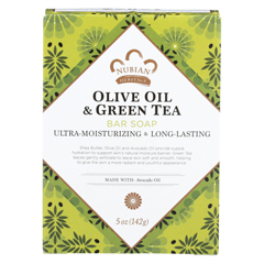 HGR0917542 - Nubian HeritageBar Soap Olive Butter - 5 oz