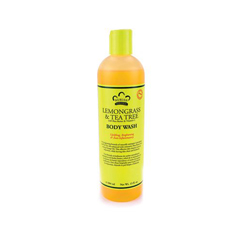 HGR0917971 - Nubian HeritageBody Wash Lemongrass And Tea Tree - 13 fl oz