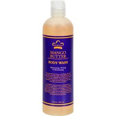 HGR0918193 - Nubian HeritageBody Wash Mango Butter - 13 fl oz