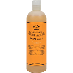 HGR0918219 - Nubian HeritageBody Wash With Shea Butter Lavender And Wildflowers - 13 fl oz