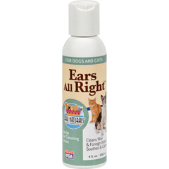 HGR0918318 - Ark NaturalsEars All Right Cleaning Lotion - 4 fl oz