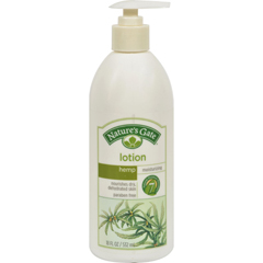 HGR0919829 - Nature's GateHemp Moisturizing Lotion - 18 fl oz