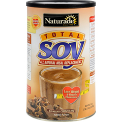 HGR0919886 - NaturadeTotal Soy Meal Replacement Bavarian Chocolate - 37.14 oz