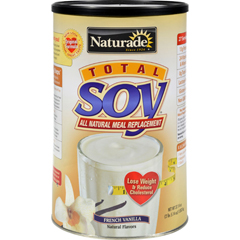 HGR0919894 - NaturadeTotal Soy Meal Replacement French Vanilla - 2 lbs