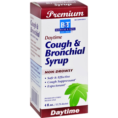HGR0920504 - Boericke and TafelCough and Bronchitis Syrup - 4 oz