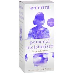 HGR0922104 - EmeritaFeminine Personal Moisturizer - 4 fl oz