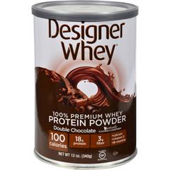 HGR0922252 - Designer WheyProtein Powder Double Chocolate - 12.7 oz