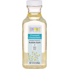 HGR0922351 - Aura CaciaAromatherapy Bubble Bath Tranquil Chamomile - 13 fl oz