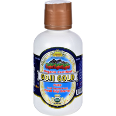 HGR0922500 - Dynamic HealthOrganic Certified Goji Berry Gold Juice - 16 fl oz