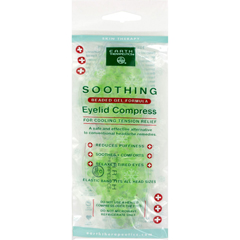 HGR0927384 - Earth TherapeuticsSoothing Eyelid Compress - 1 Unit