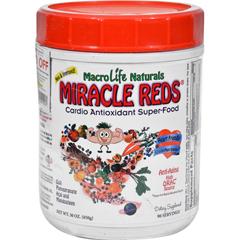 HGR0932251 - MacroLife NaturalsMiracle Reds Berri - 30 oz