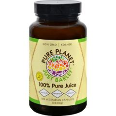 HGR0934315 - Pure PlanetJust Barley - 180 Vegetarian Capsules