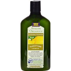 HGR0936567 - AvalonOrganics Clarifying Conditioner Lemon - 11 fl oz
