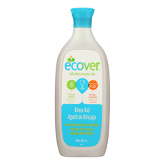 HGR0936880 - Ecover - Rinse Aid For Dishwashers - Case of 12 - 16 FL oz..