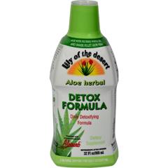 HGR0938332 - Lily of The DesertLily of the Desert Aloe Herbal Detoxifying Formula - 32 fl oz