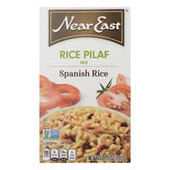 HGR0939645 - Near East - Rice Pilaf Rice - Spanish - Case of 12 - 6.75 oz.