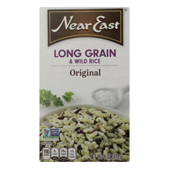HGR0939660 - Near East - Rice Pilaf Mix - Long Grain and Wild Rice - Case of 12 - 6 oz.