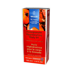 HGR0943720 - WeledaRegenerating Body Oil Pomegranate - 3.4 fl oz