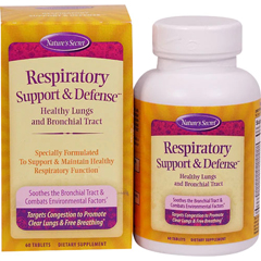 HGR0944744 - Nature's SecretRespiratory Cleanse and Defense - 60 Tablets