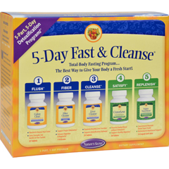 HGR0944769 - Nature's SecretUltimate Fasting Cleanse - 1 Kit