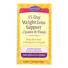 HGR0944777 - Nature's Secret15 Day Diet and Cleansing Plan - 60 Tablets