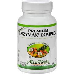 HGR0946095 - Maxi Health Kosher VitaminsPremium Enzymax Complex - 60 Capsules