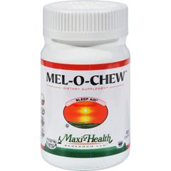 HGR0946319 - Maxi Health Kosher VitaminsMax Health Mel-O-Chew - 100 Chew