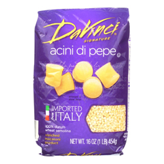 HGR0948224 - Davinci - Acini Di Pepe Pasta - Case of 12 - 1 lb.